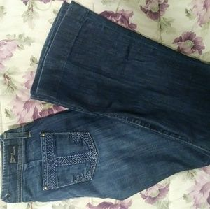 Citizens of Humanity Size 25 Wide Leg Anchor Jeans